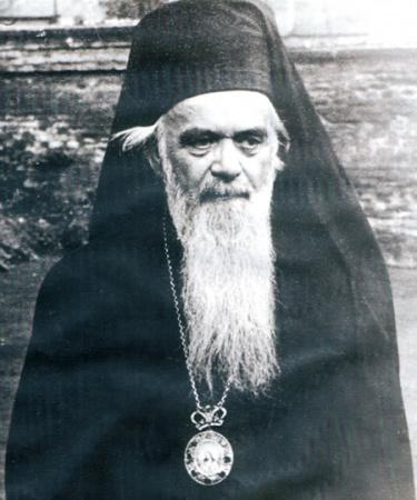 Saint Nicholas Velimirovitch