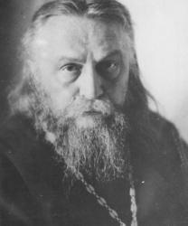 Fr Sergius Bulgakov
